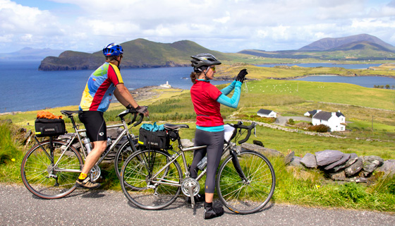 Ireland Biking